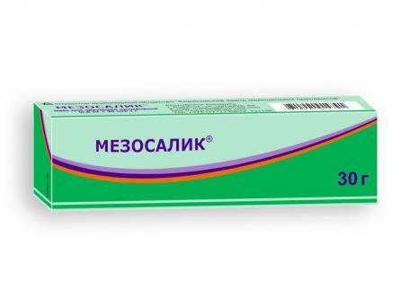 Мезосалик®, мазь