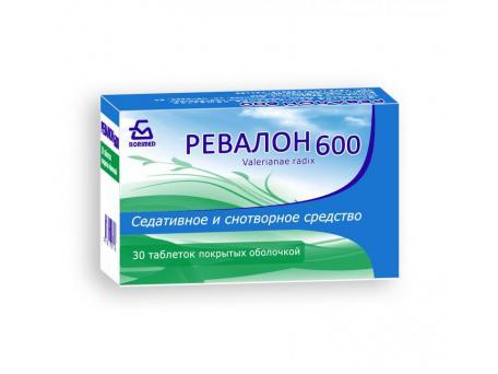 Ревалон 600, таблетки