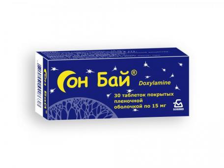 Сон Бай®, таблетки